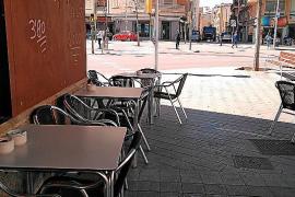 Stadtjuristen prüfen derzeit das Terrassenverbot