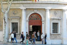 Zeuge kollabiert in Palmas Gerichtsgebäude und stirbt