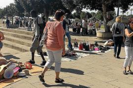 Bußgeld für Kauf bei Straßenhändler verhängt