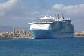Luft im Hafen von Palma besonders stark belastet
