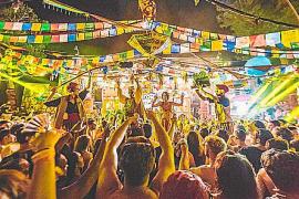 Mit El Row beginnt am 9. Juni das Origen Fest in Palma