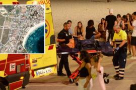 Brite stirbt nach Balkonsturz in Magaluf