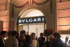 Neuer Bulgari-Shop am Paseo Borne eröffnet