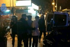 Zahlreiche Festnahmen an der Feiermeile Playa de Palma