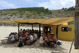 Küstenbehörde ordnet Aus von Cala-Torta-Chiringuito an