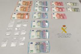 Deutscher Kokain-Dealer in Cala Rajada abgeführt