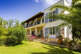 Kretschmers Villa in Sa Cabaneta nördlich von Palma soll 1,69 Millionen Euro kosten und hat eine Grundstücksfläche von mehr als