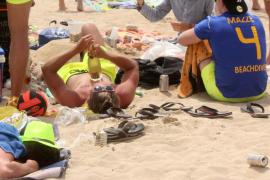 Geschäftsleute der Playa de Palma beklagen Verkauf von Alkohol an Minderjährige