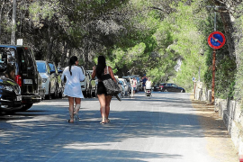 Parkplatz am Es-Trenc-Strand geht in Betrieb
