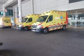 Fünf Verletzte nach Unfall auf Andratx-Schnellstraße