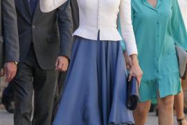 Königin Letizia eröffnet Filmfest in Palma
