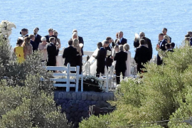 Die Götzes feiern ihre Hochzeit auf Mallorca