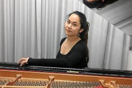 Mallorca-Premiere für Musikerin Jihye Cecilia Sin