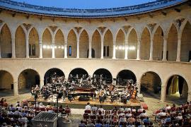 Viele der Konzerte finden im Schloss Bellver statt.