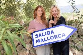 Esther Schweins dreht auf Mallorca