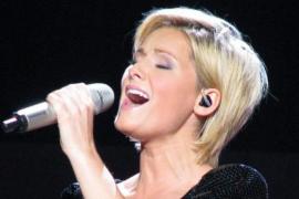 Helene Fischer singt auf Yacht vor Mallorca