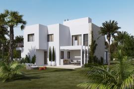 Der Neubau verfügt über 260 Quadratmeter Wohnfläche.