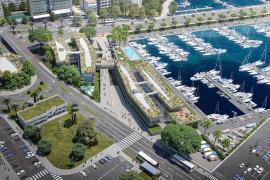 Neuer Hafenbereich rund um Palmas Club de Mar geplant