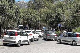 Weiter Verkehrschaos auf der Formentor-Halbinsel