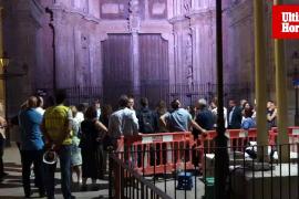 Denkmalschützer entsetzt über Leuchten vor Kathedrale