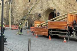 Beleuchtung an Kathedrale wird wieder umgestaltet