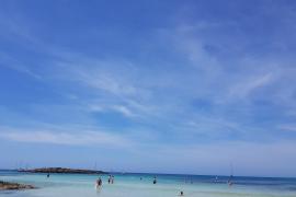 Mallorca weiter heiß, Deutschland plötzlich kühler