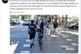 Straßenhändler sind Polizei-Thema auf Twitter