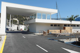 Neue Hafengebäude in Port de Sóller so gut wie fertig