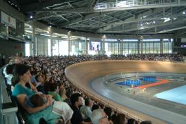 Jahrestreffen der Zeugen Jehovas in der Palma Arena