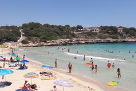 Mal ist es extrem heiß, mal ist es normal heiß auf Mallorca
