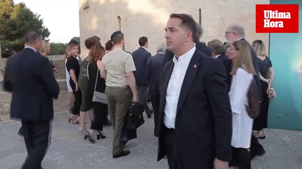 Königin Letizia eröffnet Filmfestival in Palma