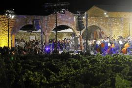Mondschein-Konzert im Weinberg bei Macià Batle
