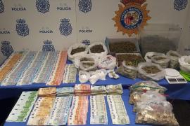 Schlag gegen Drogenhandel in Palma de Mallorca