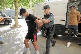 U-Haft für zwei mutmaßliche Vergewaltiger von Cala Rajada