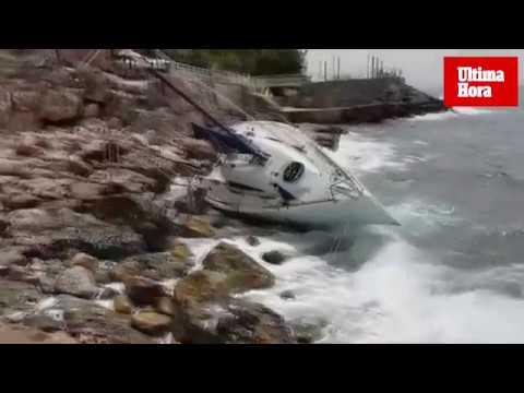 Mehrere Boote an Mallorcas Küsten gestrandet