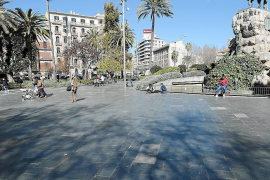 Rutschgefahr in Palma soll gebannt werden