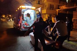 Deutscher verletzt sich nach Balkonsturz in Cala Rajada