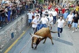 Pamplona-Stier nimmt Mallorquiner auf die Hörner