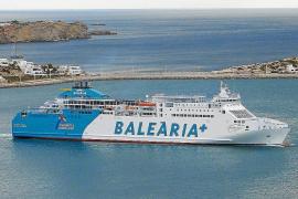 In Alcúdia kollidierten zwei Fähren der Gesellschaften Balearia und Trasmediterranéa.
