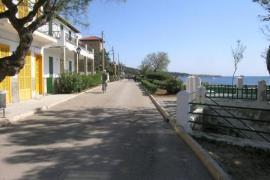 Diese Aufnahme zeigt die Promenade im Jahre 2014.