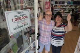 In Palma ist jemand um eine Million Euro reicher