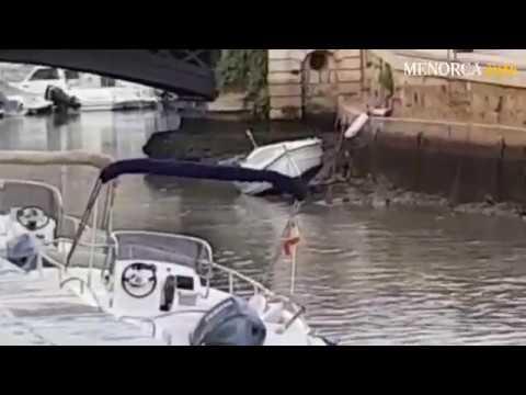 """Hafen überflutet: Menorca erlebt größte """"Rissaga"""" des Jahres"""