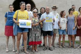 Kreuzfahrtgegner übergeben mehr als 10.000 Unterschriften