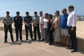 Römisches Wrack vor der Playa de Palma entdeckt