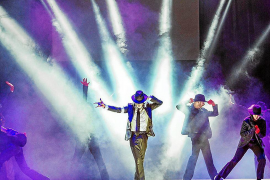 Michael-Jackson-Show macht Station in Palma