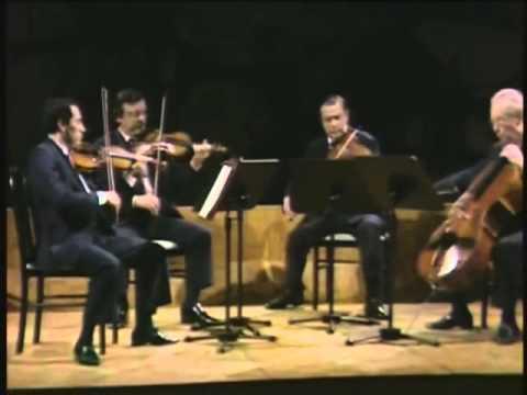Das Borodin Quartett gibt ein Konzert in Port de Sóller