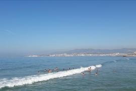 Im Süden Mallorcas wird´s wieder richtig heiß
