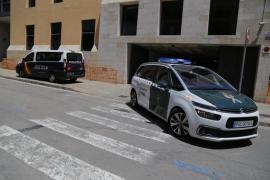 Guardia Civil verhindert Wohnungsbesetzung in Arenal