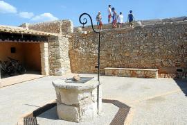 Die Festung auf Mallorca, die vom Tsunami zermalmt wurde