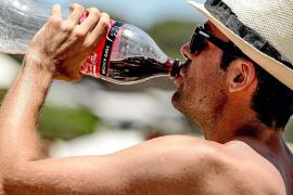 Die nötige Abkühlung bei Mallorca-Hitze